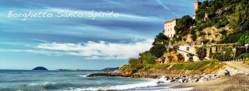 Bilocale Borghetto Santo Spirito Via Iv Novembre 11