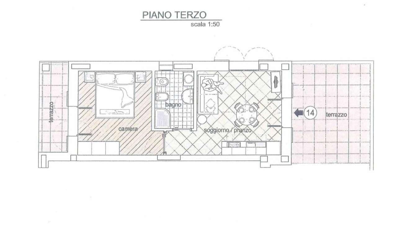 Vendita  bilocale Pietra Ligure  1 836638