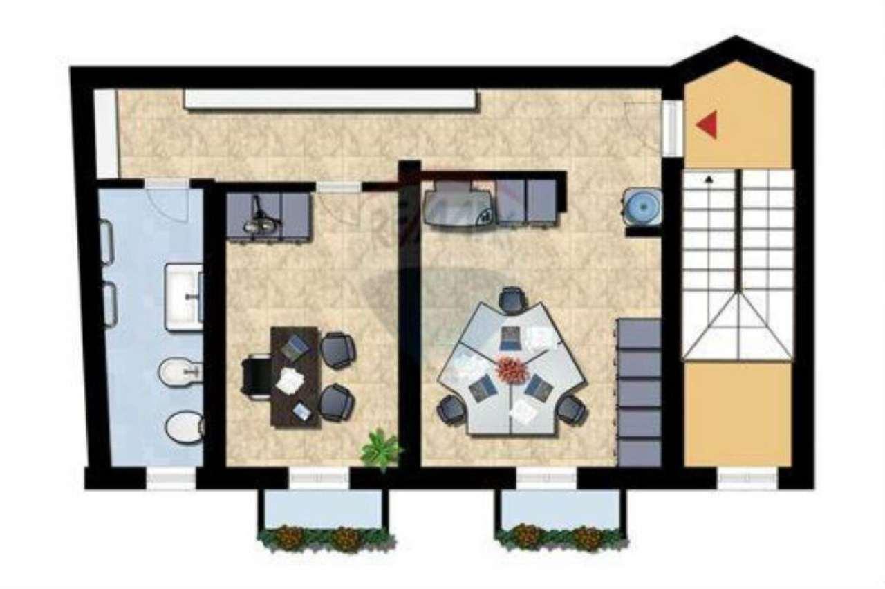 Ufficio / Studio in affitto a Bollate, 2 locali, prezzo € 690 | Cambio Casa.it