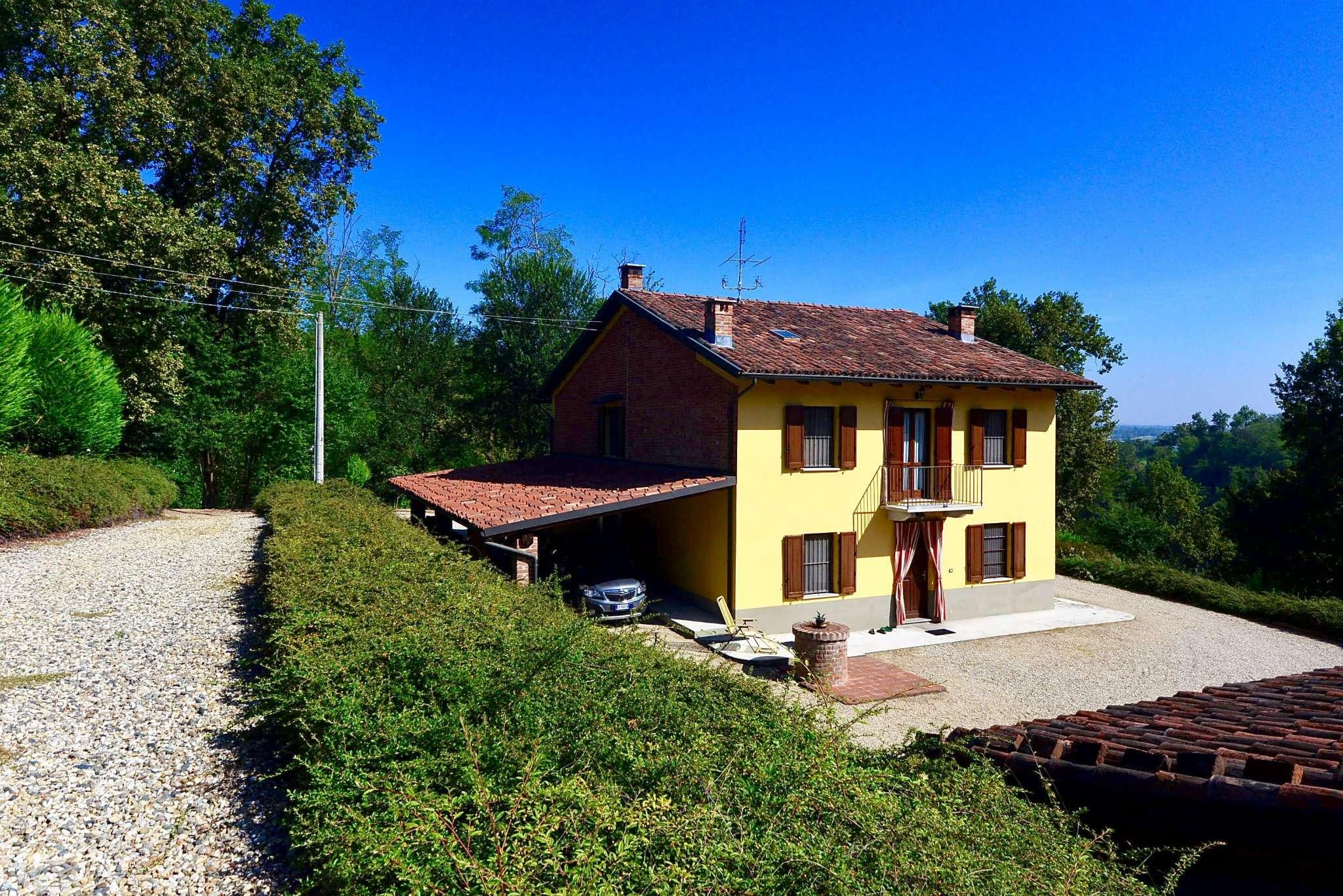 Soluzione Indipendente in vendita a Rocchetta Tanaro, 7 locali, prezzo € 495.000 | CambioCasa.it