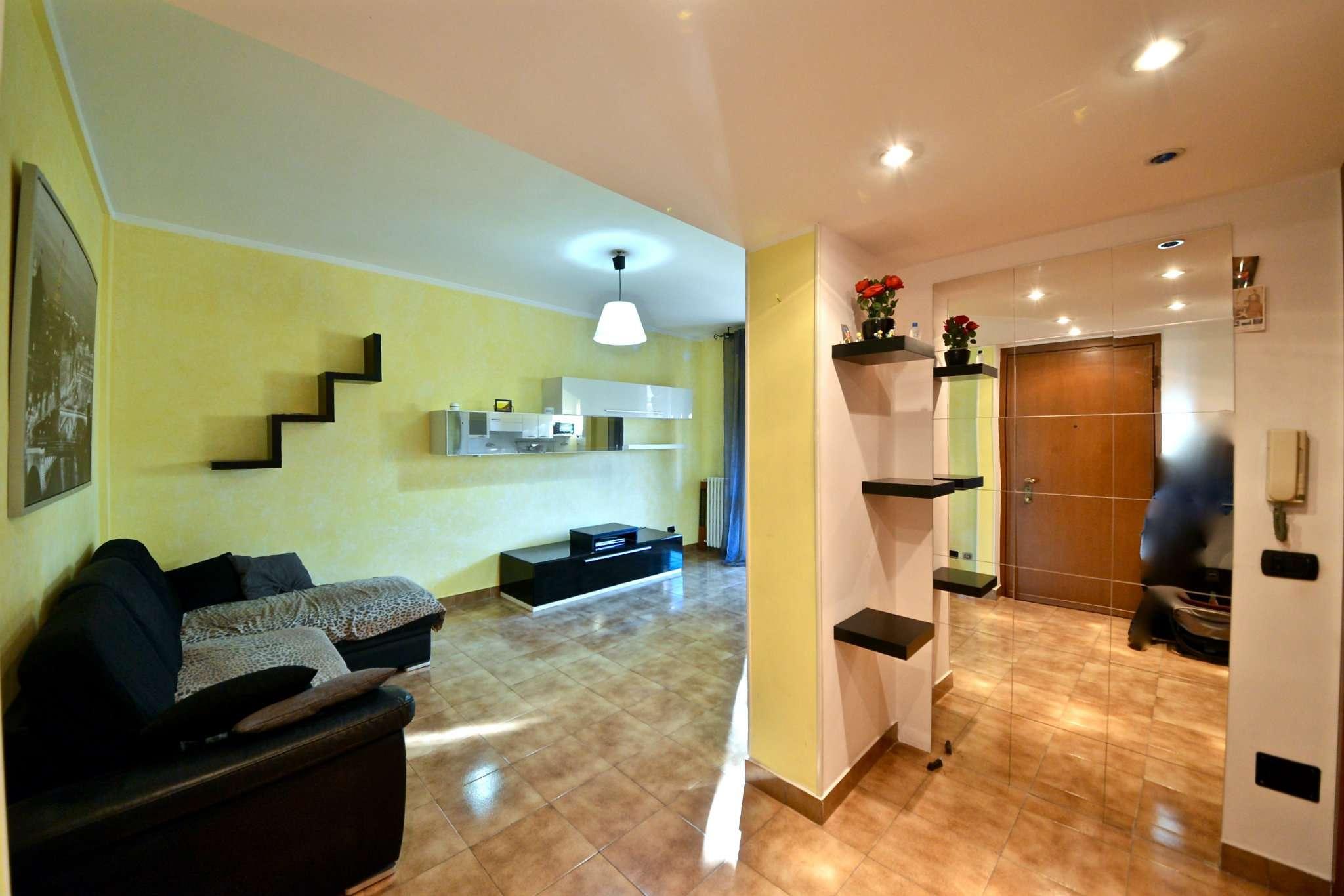 Appartamento in affitto a Bollate, 2 locali, prezzo € 530   Cambio Casa.it