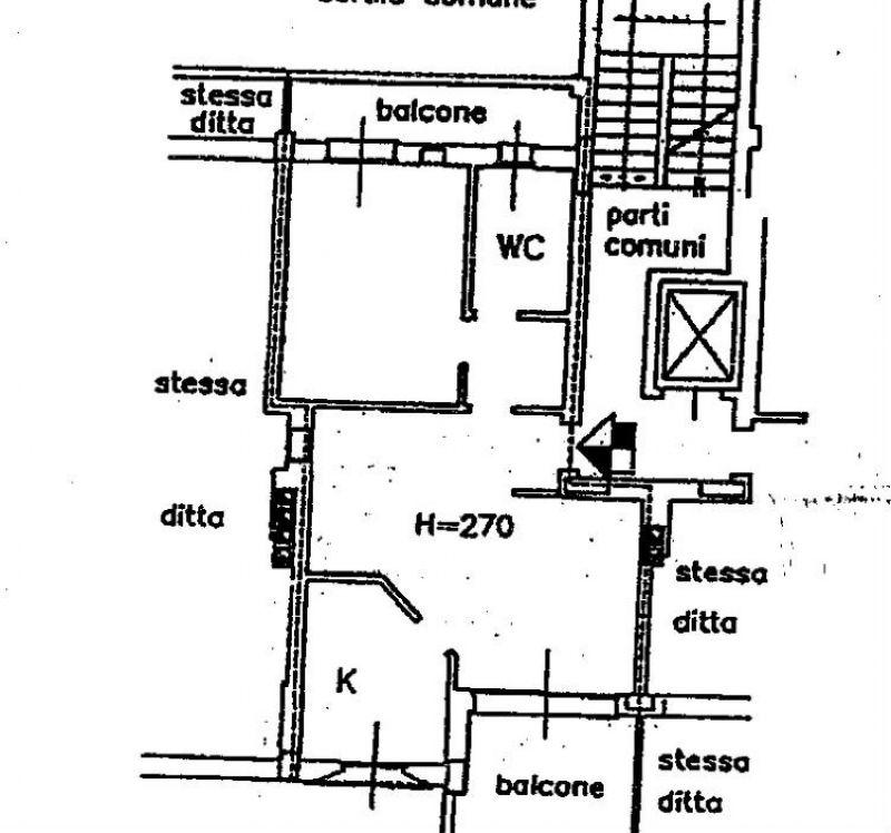 Vendita  bilocale Corsico Via Grandi 1 1007792