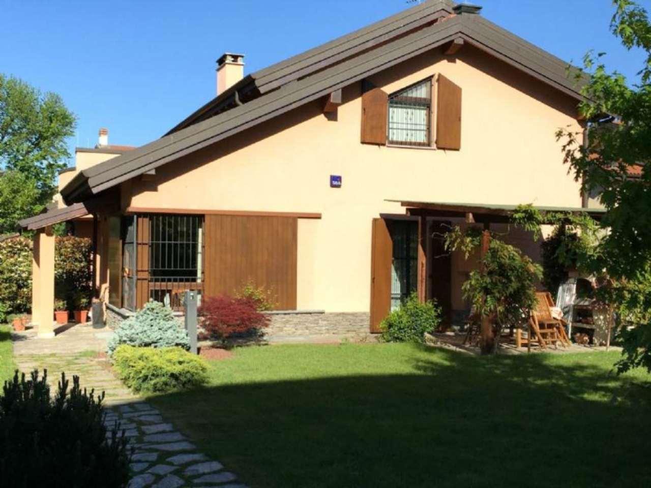 Villa Bifamiliare in vendita a Cisliano, 5 locali, prezzo € 418.000 | Cambio Casa.it
