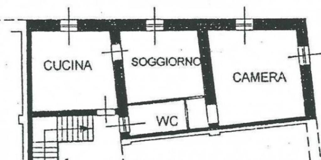 Vendita  bilocale Legnano Via Cesare Beccaria 1 870157