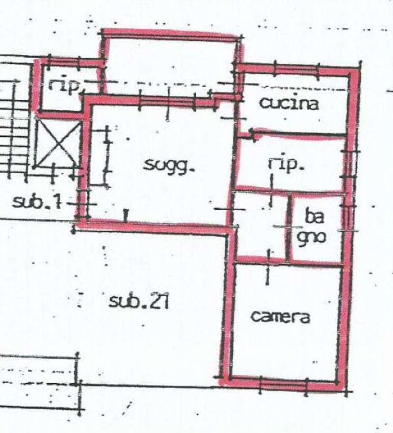 Vendita  bilocale Legnano Via Carducci 1 943936