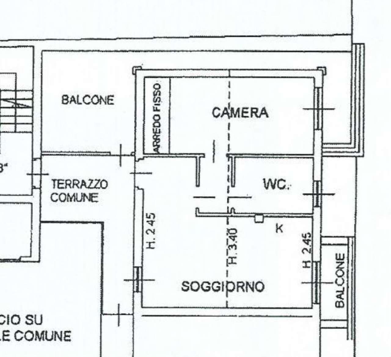 Vendita  bilocale Legnano Via Brescia 1 1011184