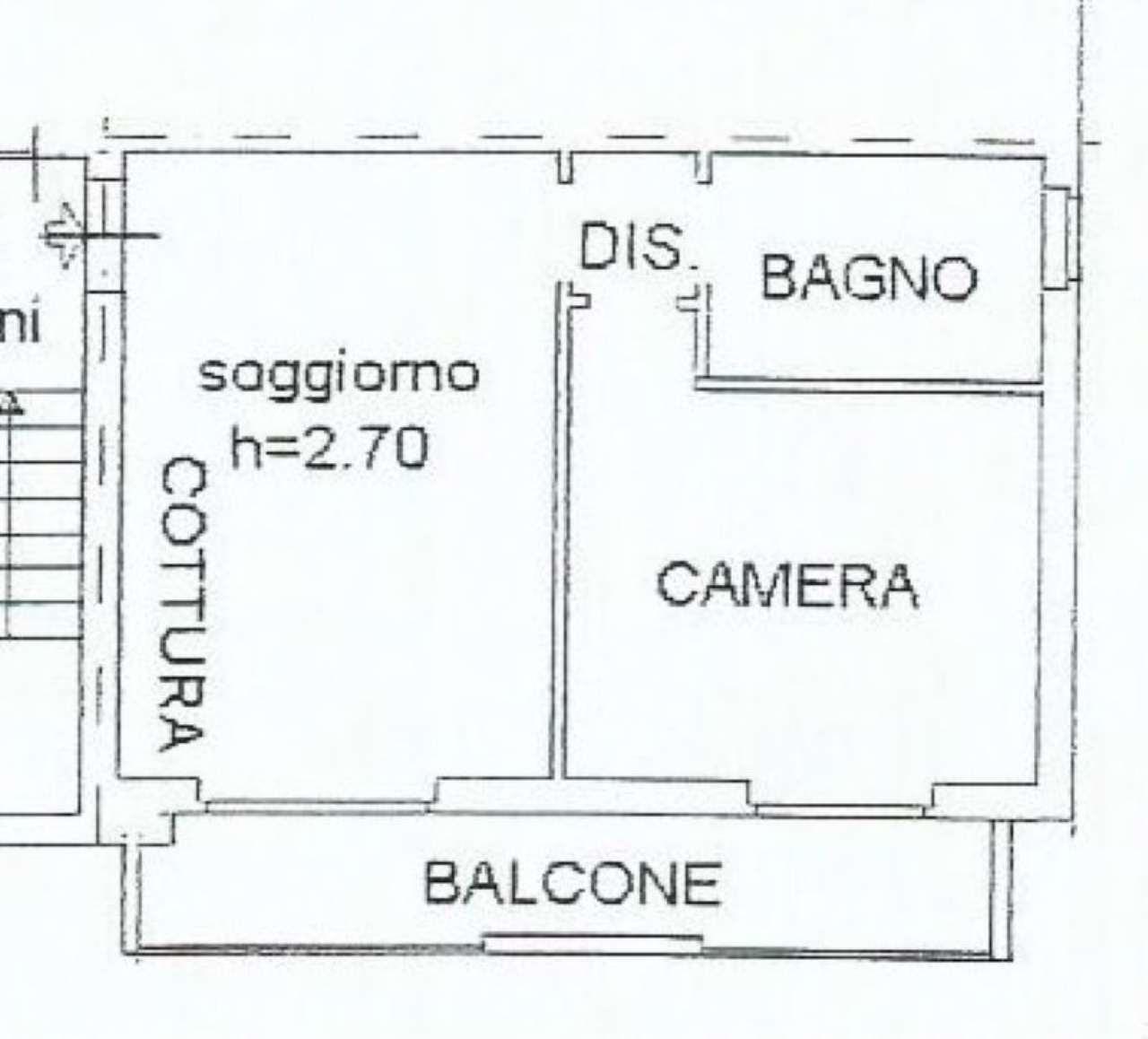 Vendita  bilocale Marnate Via Sesia 1 1067678