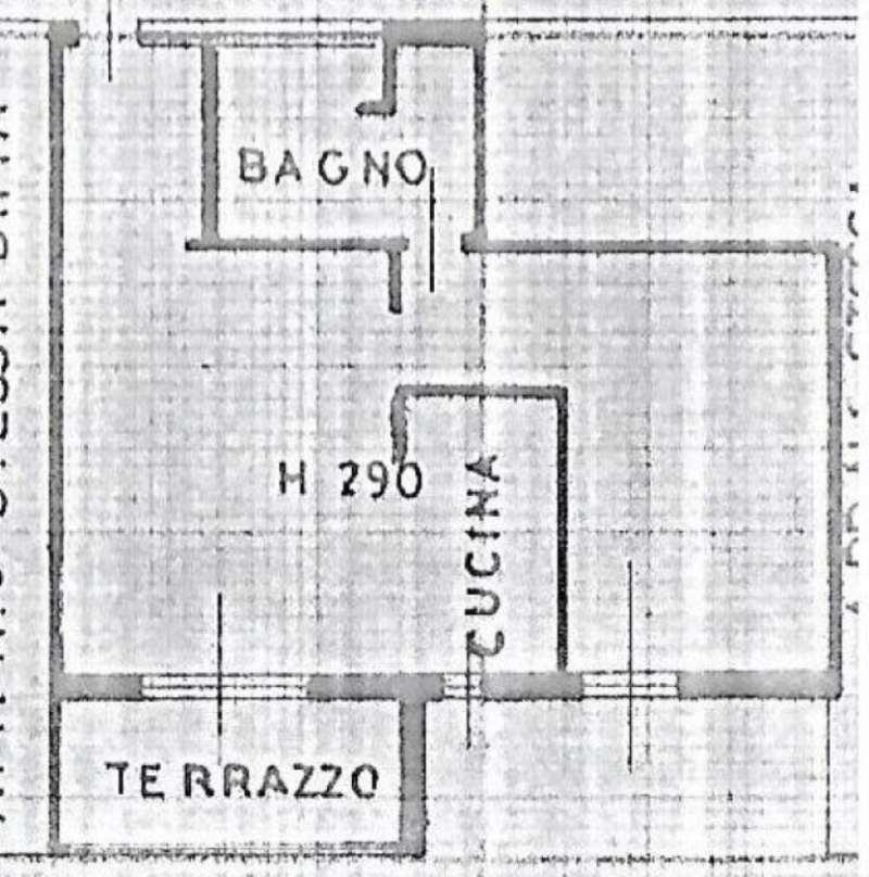 Vendita  bilocale Legnano Via Monte Rosa 1 1074781