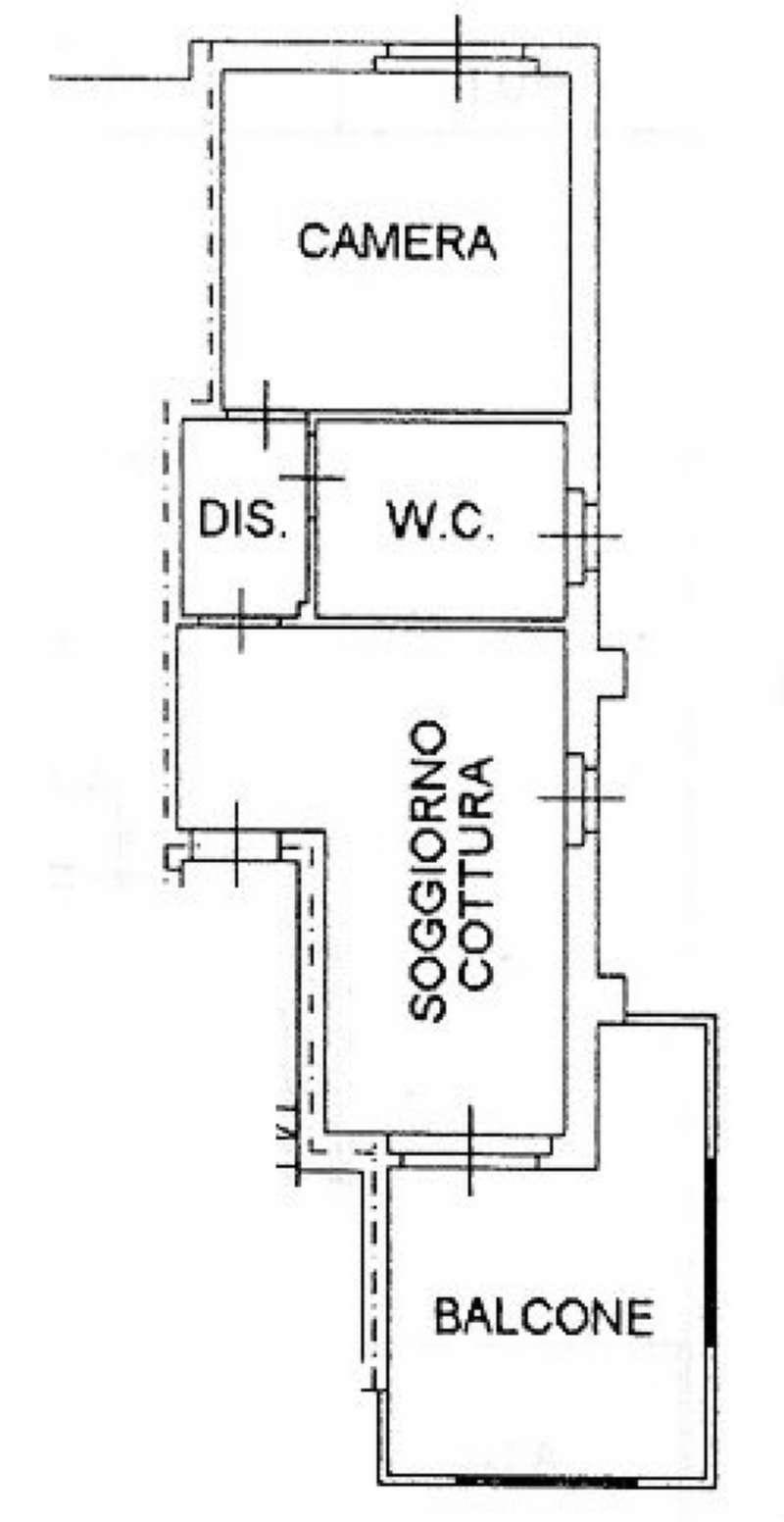 Vendita  bilocale Legnano Via Sauro 1 1038834