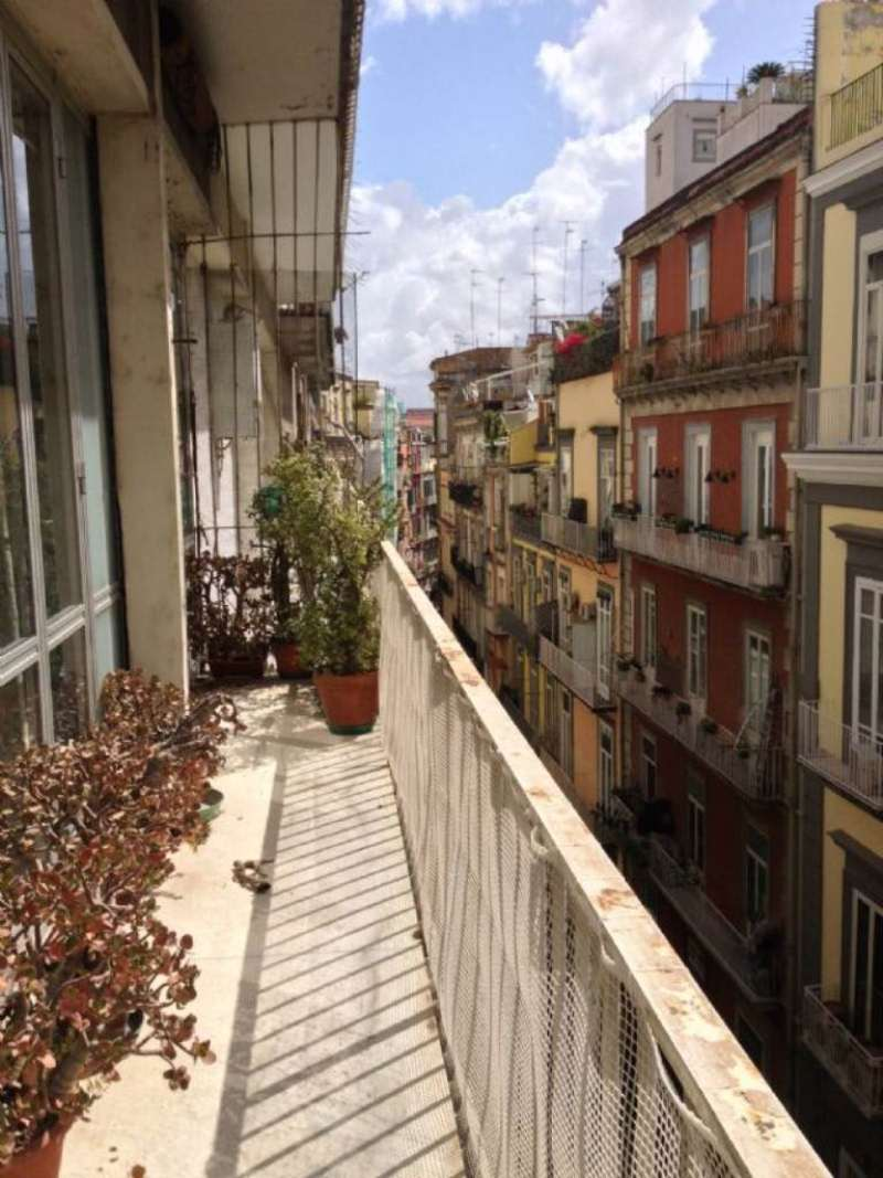 Appartamento in Affitto a Napoli