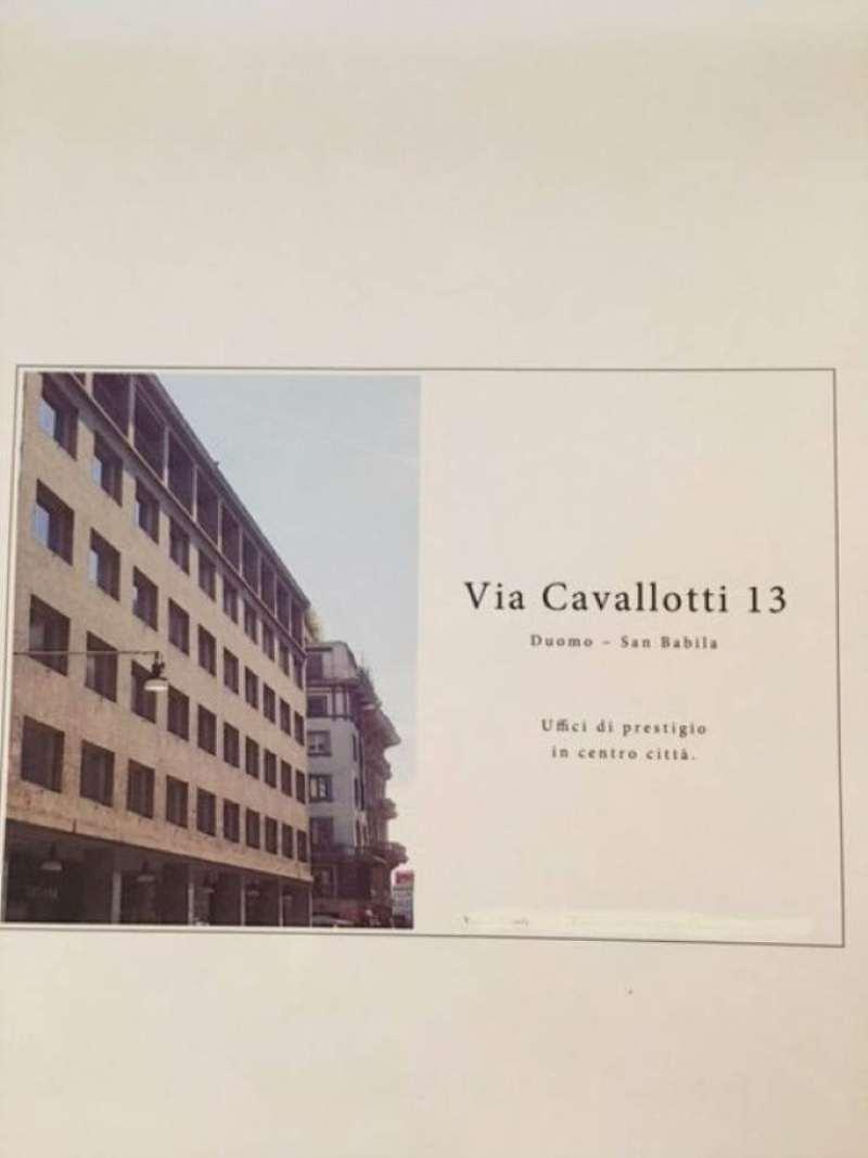 Ufficio-studio in Affitto a Milano 01 Centro storico (Cerchia dei Navigli): 5 locali, 171 mq