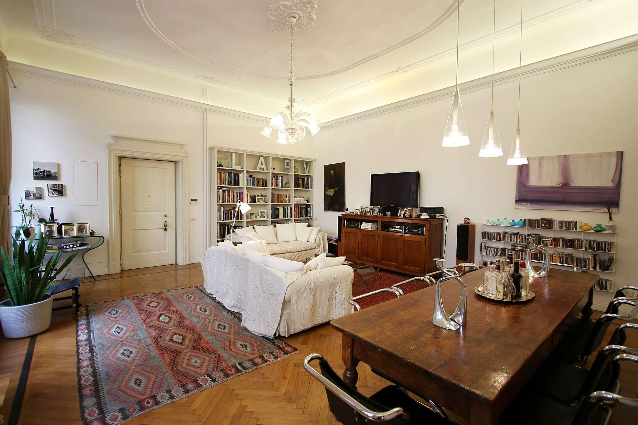 Appartamento in vendita a milano via luigi settembrini for Nuovi piani domestici con suite di annunci personali