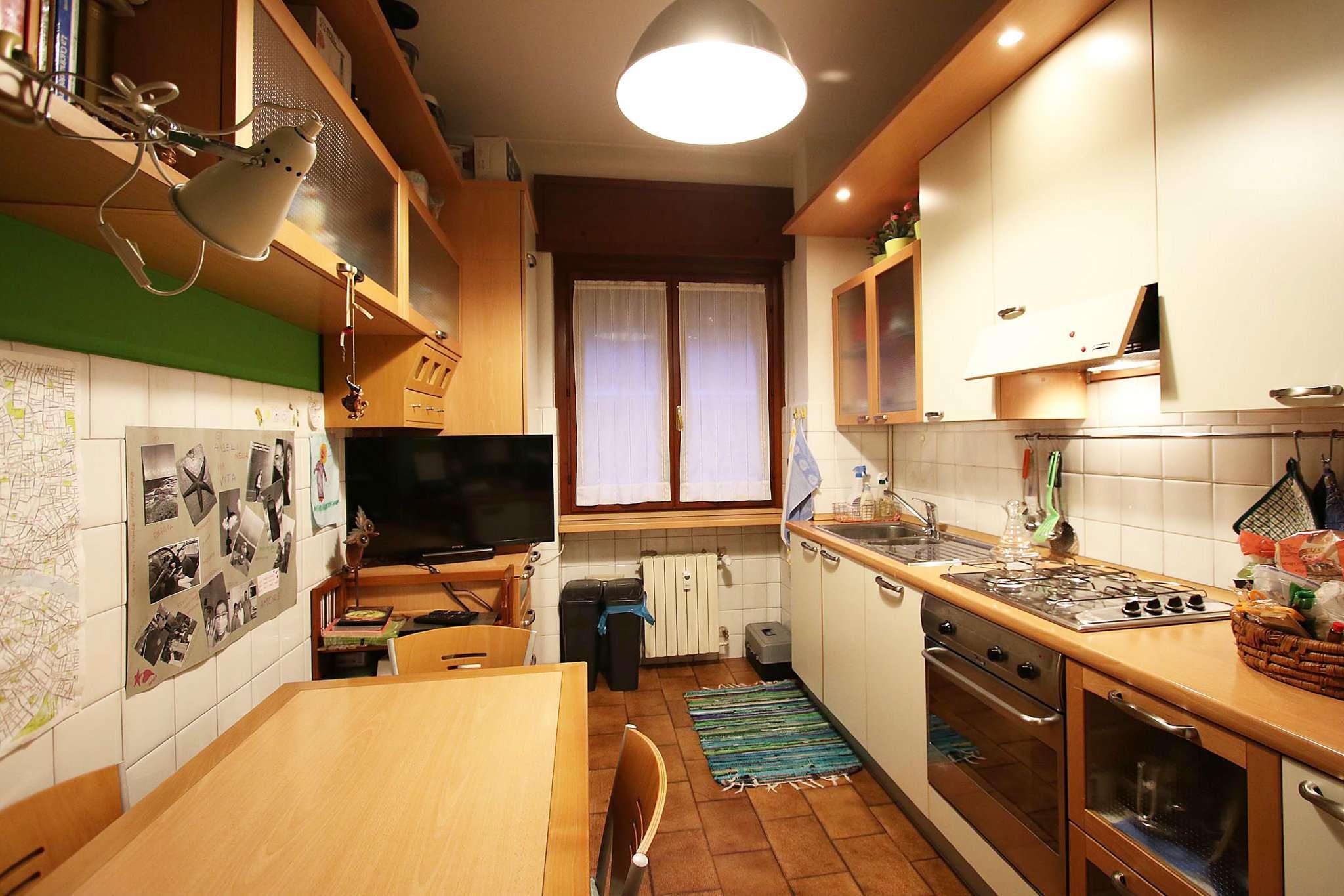 Appartamento in Vendita a Milano 14 Tibaldi / Cermenate / Antonini / Ortles / Bonomelli: 3 locali, 65 mq