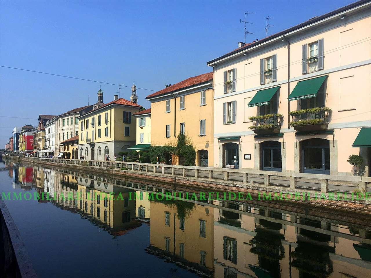 Appartamento in Vendita a Milano ripa di porta ticinese