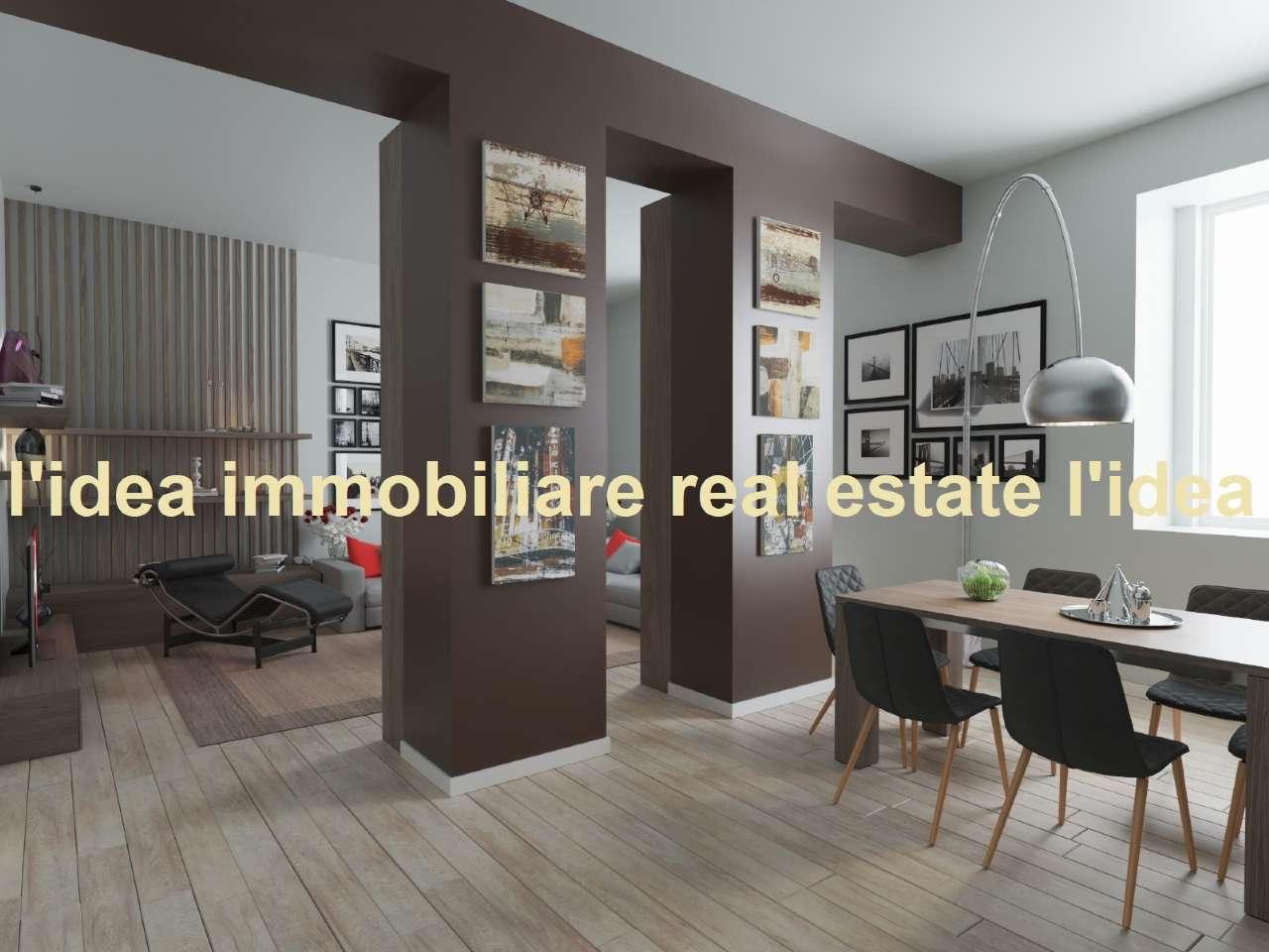 Appartamento in Vendita a Milano 06 Italia / Porta Romana / Bocconi / Lodi: 3 locali, 140 mq