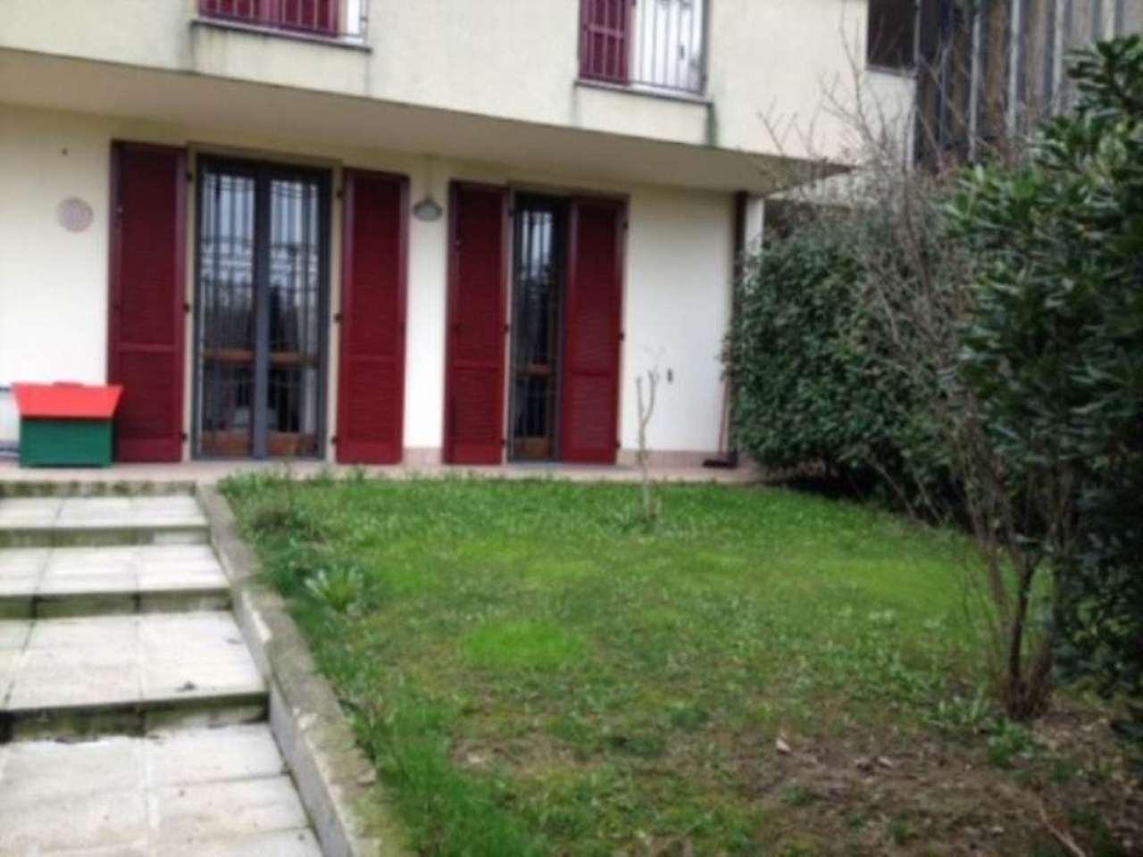 Appartamento in vendita a liscate trilocale 90 mq for Giardino 90 mq