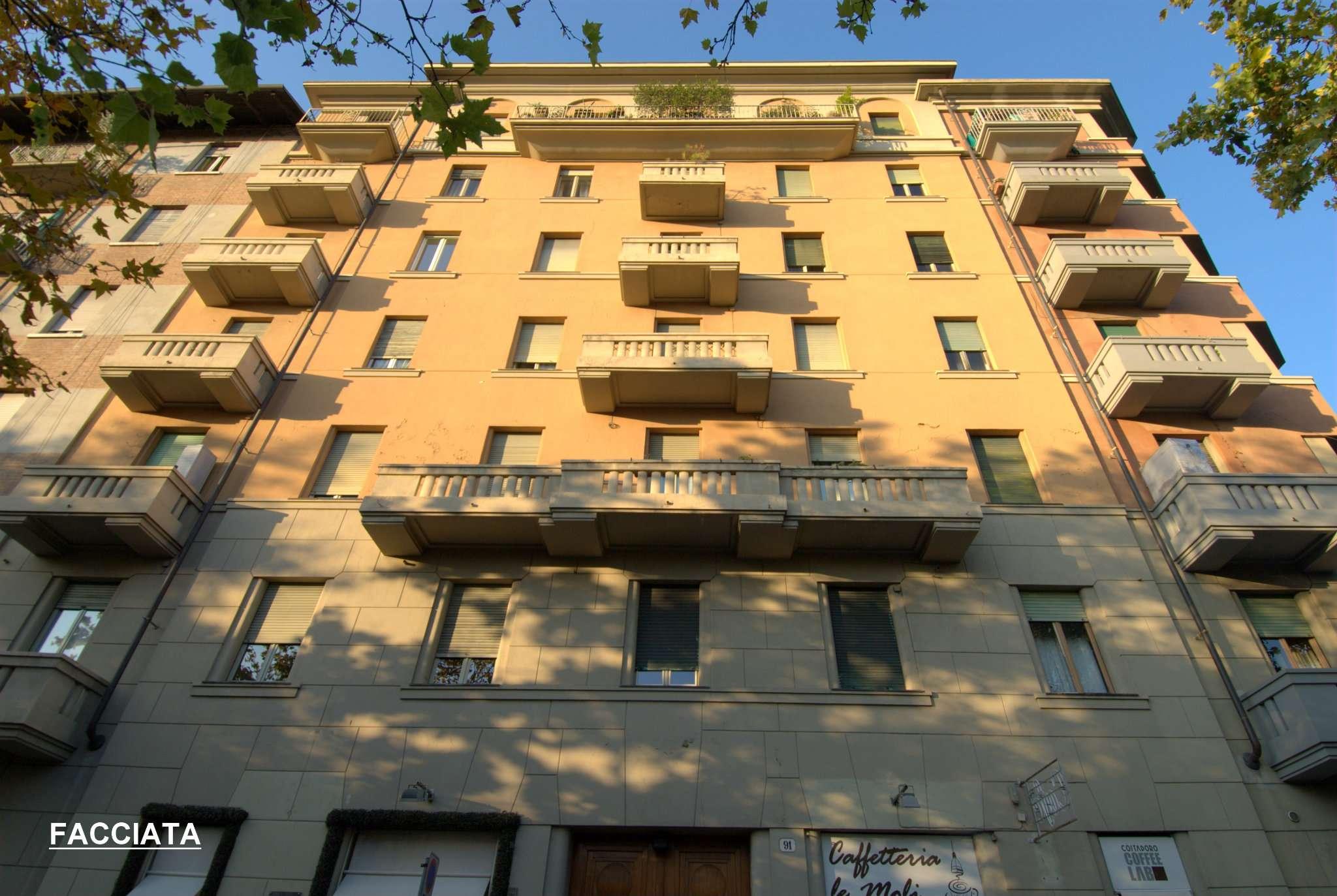 Bilocale Torino Corso Bramante 1