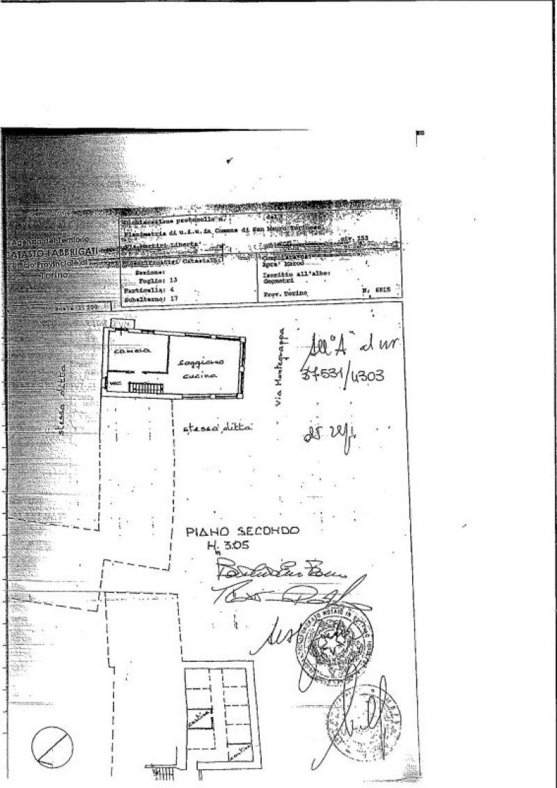 Vendita  bilocale San Mauro Torinese Via Martiri Della Libertà 1 899349
