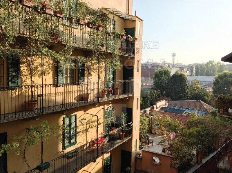 Bilocale Milano Via San Vittore 2