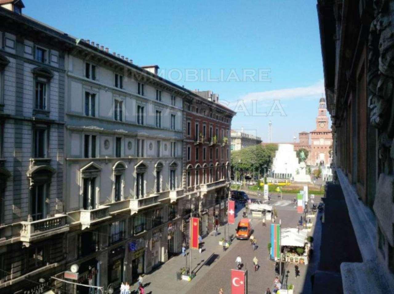 Ufficio / Studio in affitto a Milano, 9 locali, zona Zona: 1 . Centro Storico, Duomo, Brera, Cadorna, Cattolica, prezzo € 8.330 | CambioCasa.it