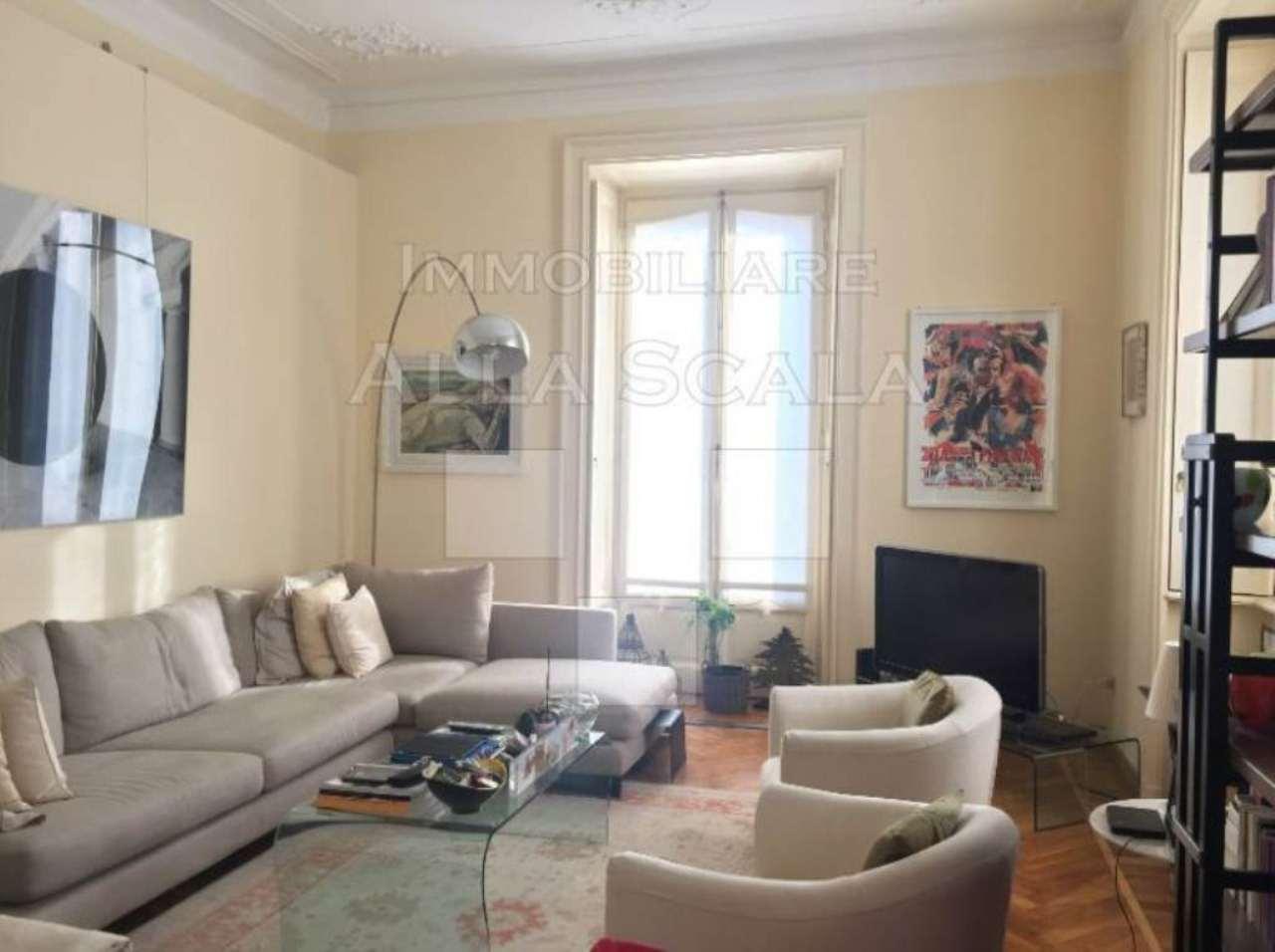 Appartamento in affitto a milano via petrarca trovocasa for Appartamento design affitto milano
