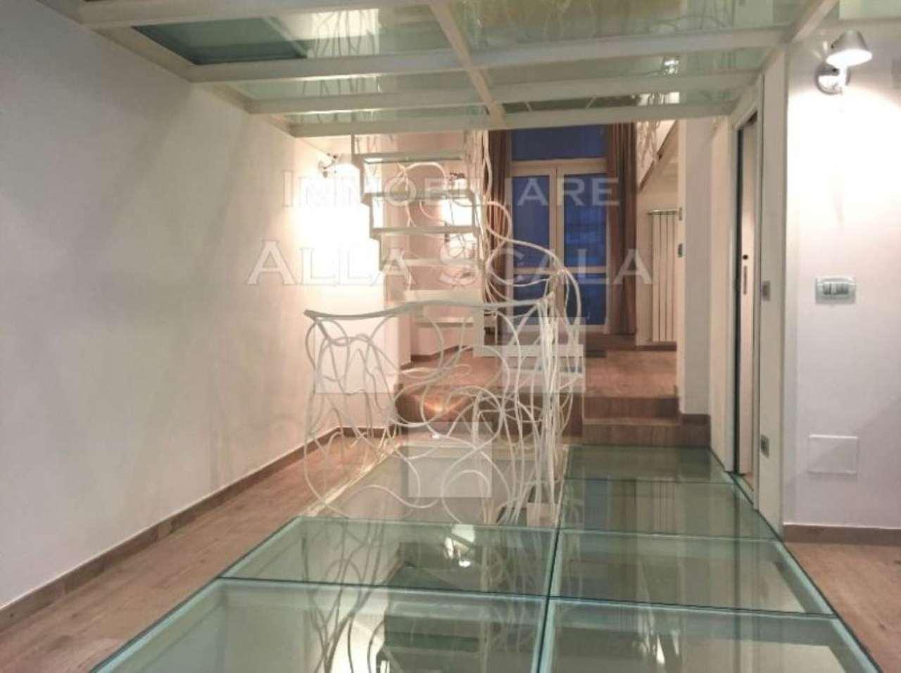 Loft open space in Vendita a Milano 01 Centro storico (Cerchia dei Navigli): 3 locali, 170 mq