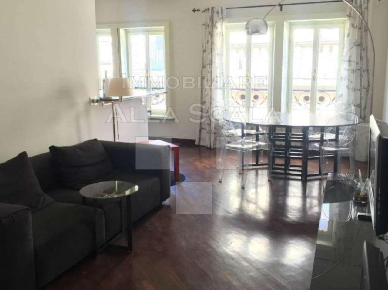 Appartamento in affitto a milano via torino for Appartamento design affitto milano