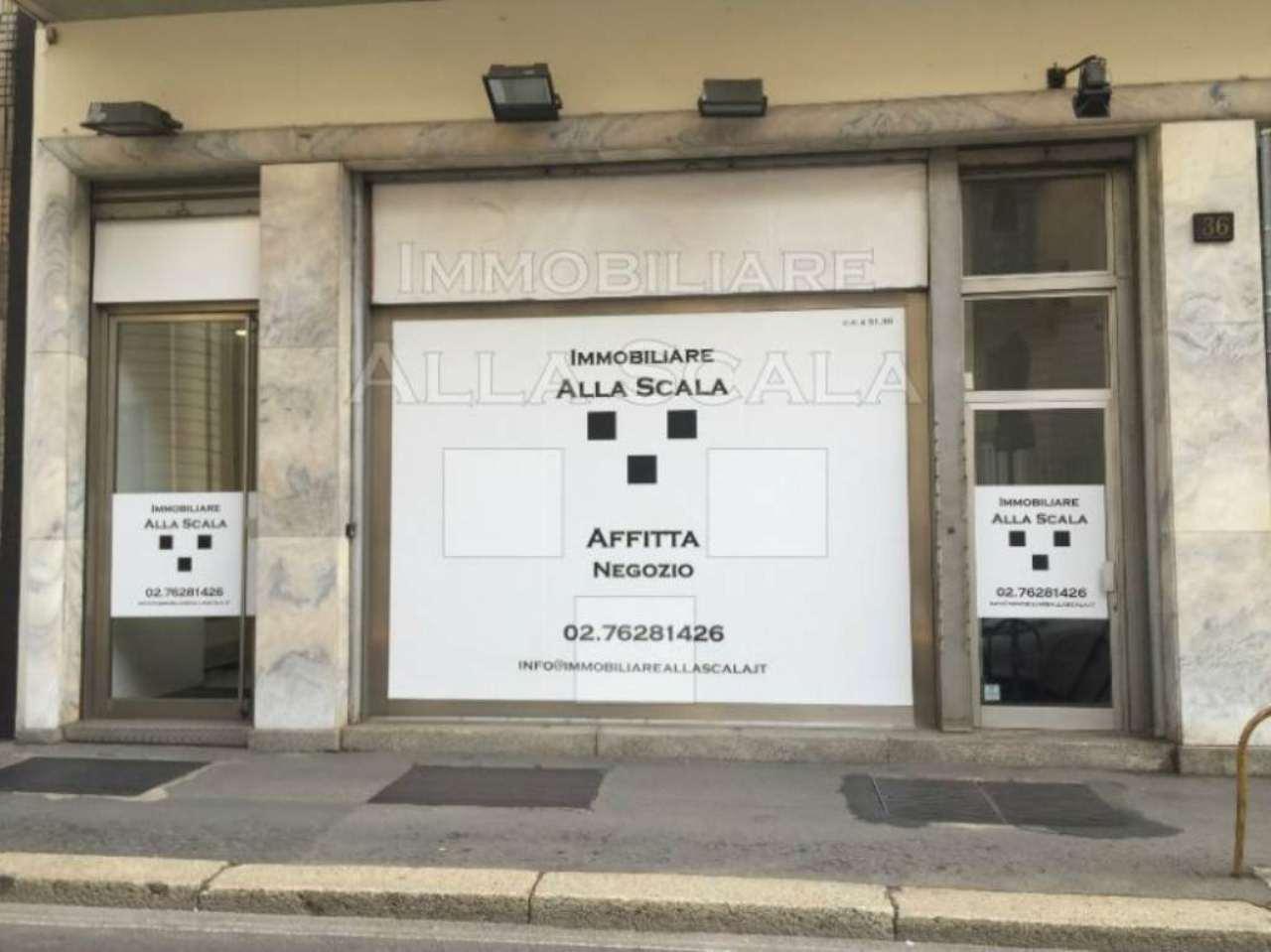 Negozio / Locale in affitto a Milano, 3 locali, zona Zona: 1 . Centro Storico, Duomo, Brera, Cadorna, Cattolica, prezzo € 10.833 | CambioCasa.it