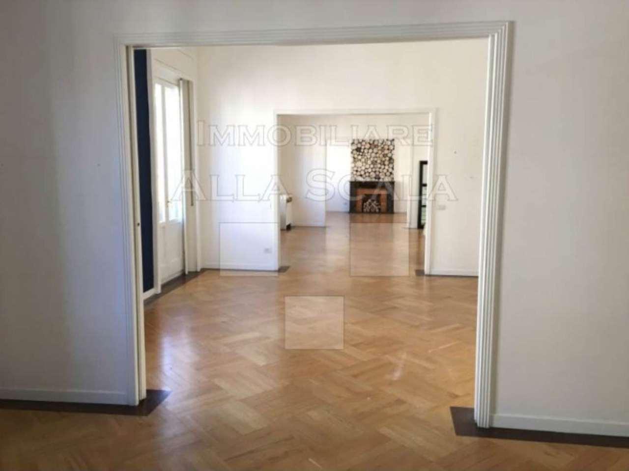 Ufficio / Studio in affitto a Milano, 8 locali, zona Zona: 1 . Centro Storico, Duomo, Brera, Cadorna, Cattolica, prezzo € 5.833 | CambioCasa.it