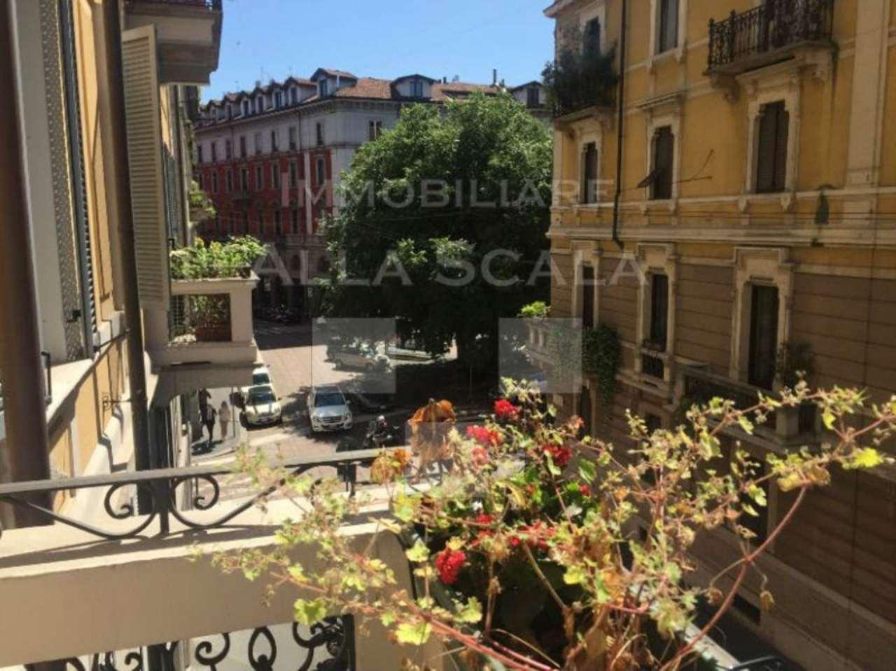 Appartamento in affitto a Milano, 3 locali, zona Zona: 1 . Centro Storico, Duomo, Brera, Cadorna, Cattolica, prezzo € 2.540 | Cambio Casa.it