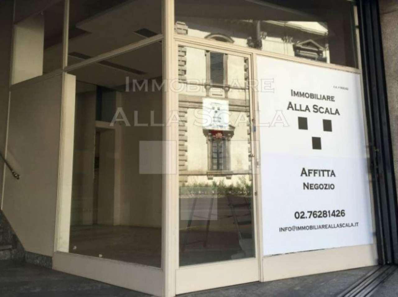 Negozio / Locale in affitto a Milano, 1 locali, zona Zona: 1 . Centro Storico, Duomo, Brera, Cadorna, Cattolica, prezzo € 3.000 | Cambio Casa.it