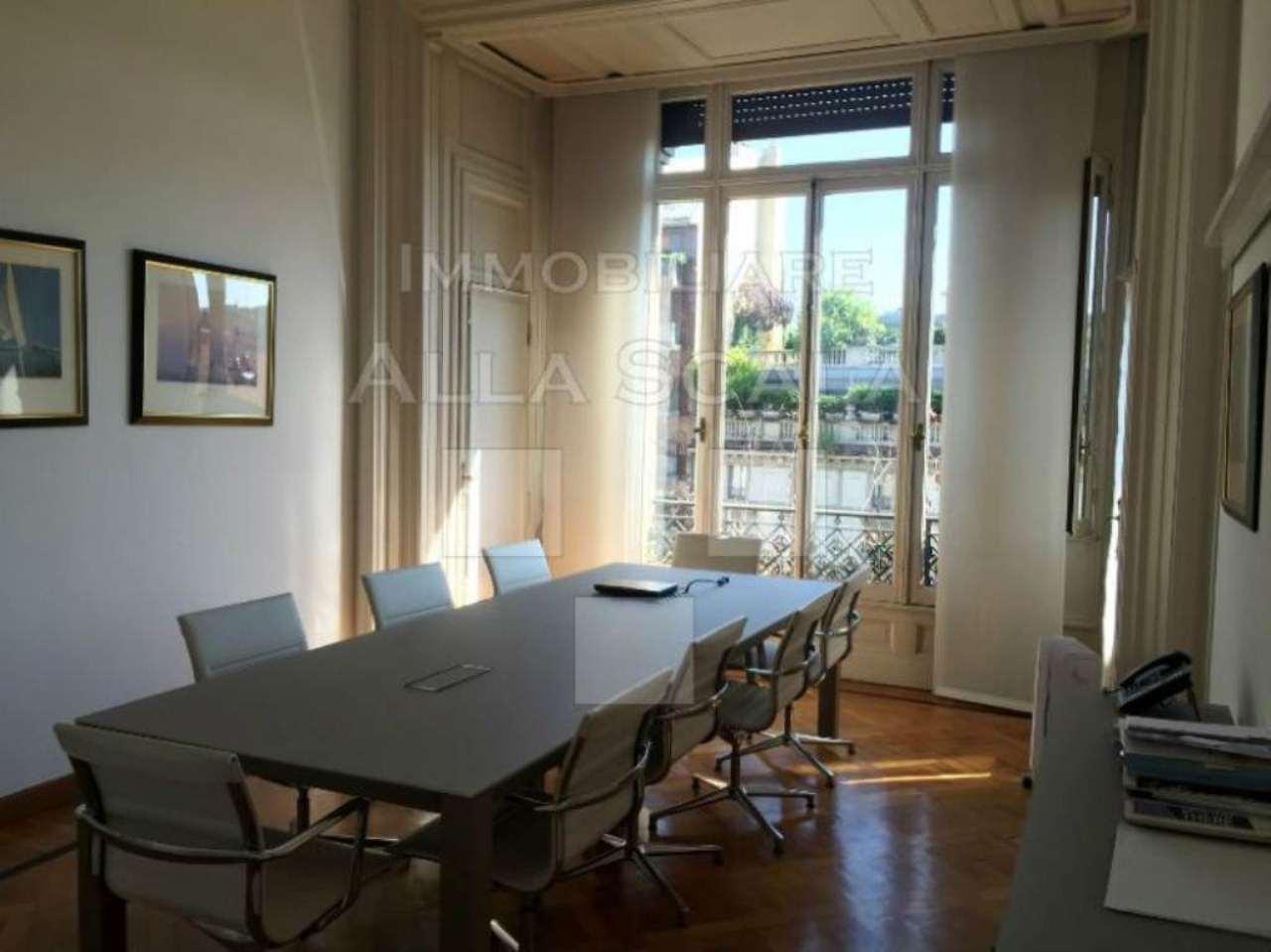 Ufficio / Studio in affitto a Milano, 7 locali, zona Zona: 1 . Centro Storico, Duomo, Brera, Cadorna, Cattolica, prezzo € 4.166 | CambioCasa.it