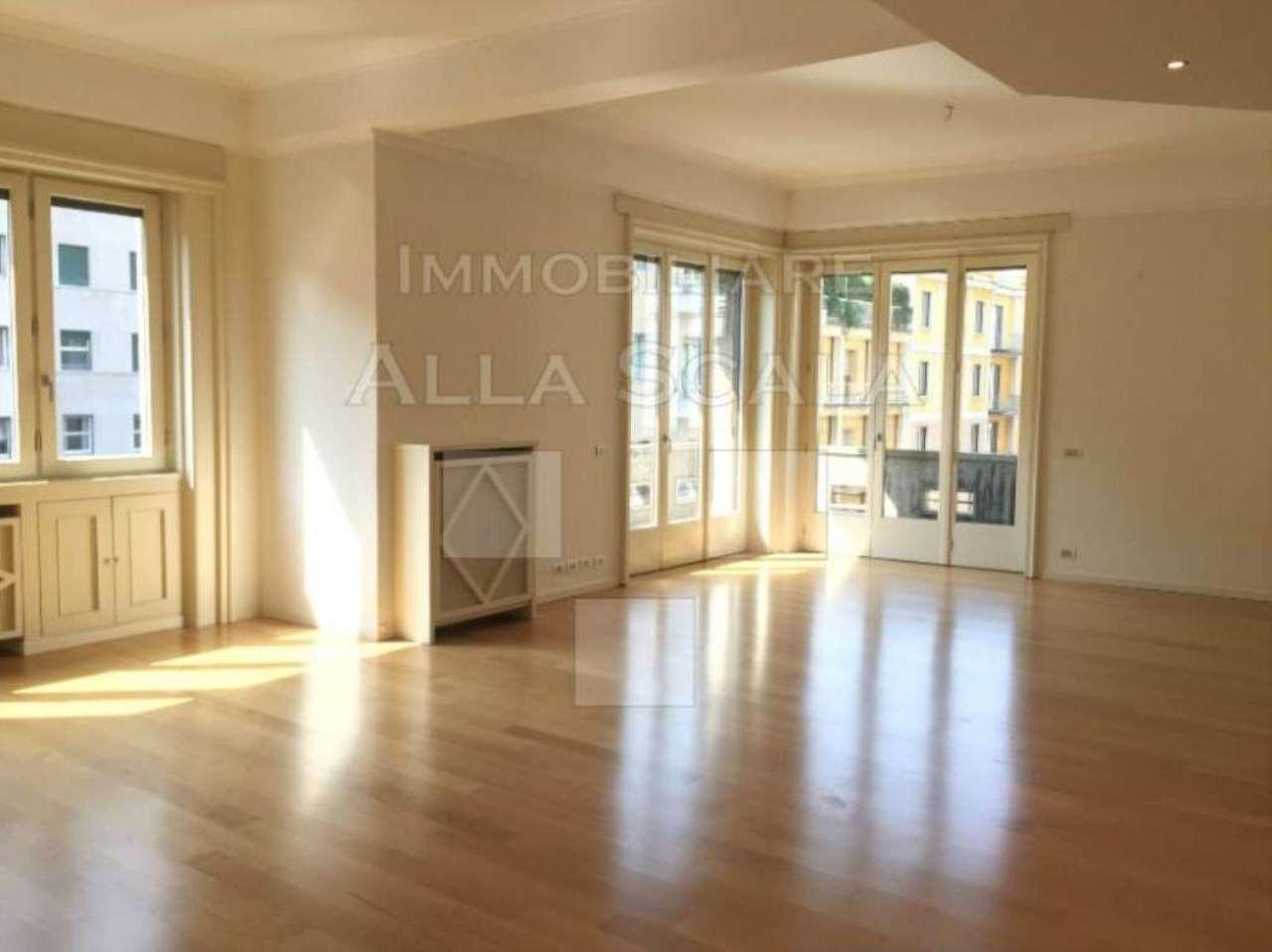 Appartamento in affitto a Milano, 6 locali, zona Zona: 1 . Centro Storico, Duomo, Brera, Cadorna, Cattolica, prezzo € 5.416   CambioCasa.it