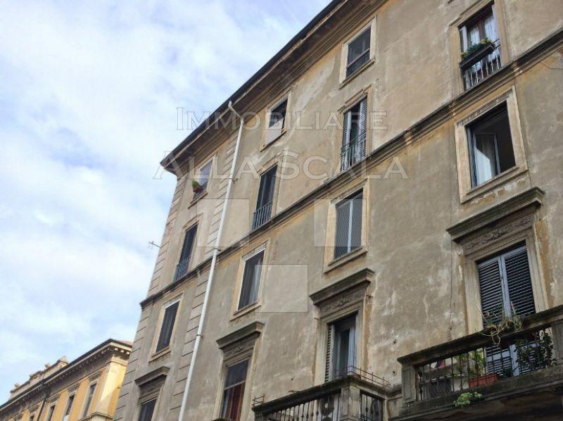 Bilocale Milano Via Manfredo Fanti 5