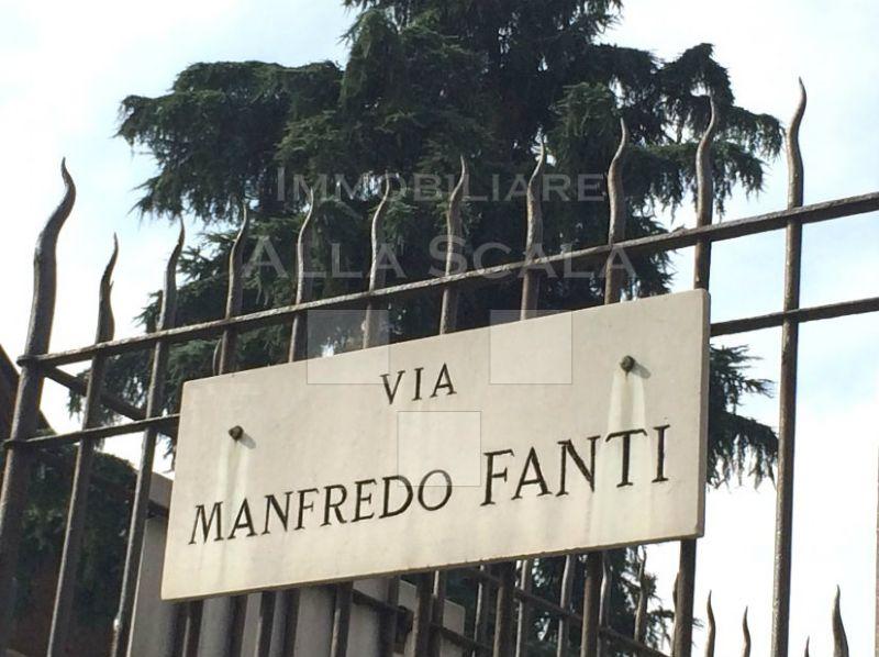 Affitto  bilocale Milano Via Manfredo Fanti 1 1077957