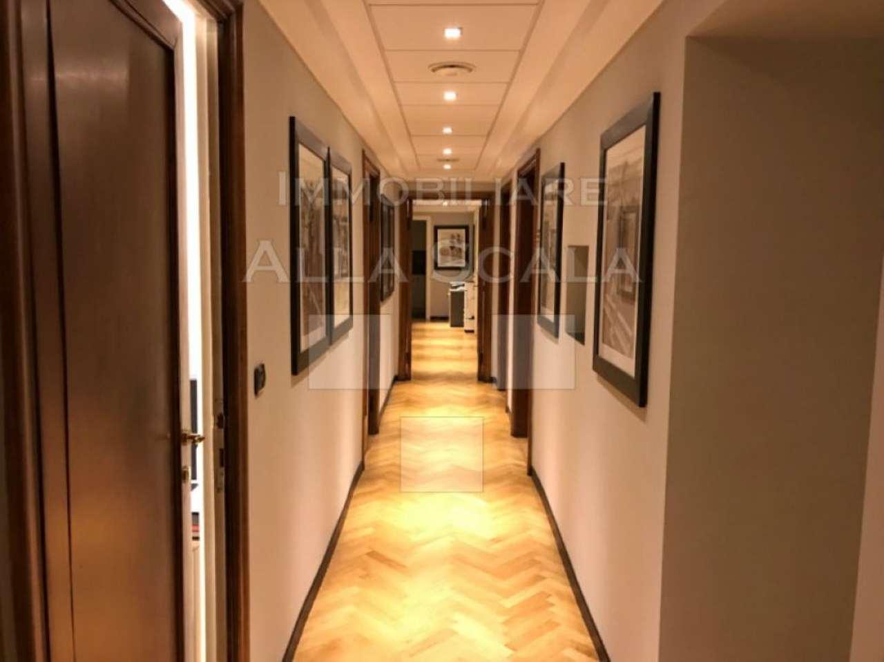 Ufficio / Studio in affitto a Milano, 11 locali, zona Zona: 1 . Centro Storico, Duomo, Brera, Cadorna, Cattolica, prezzo € 10.833 | CambioCasa.it