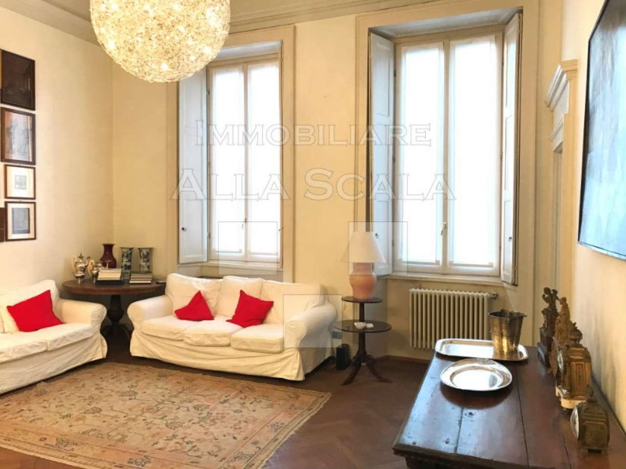 Attico / Mansarda in affitto a Milano, 4 locali, zona Zona: 1 . Centro Storico, Duomo, Brera, Cadorna, Cattolica, prezzo € 4.000 | Cambio Casa.it