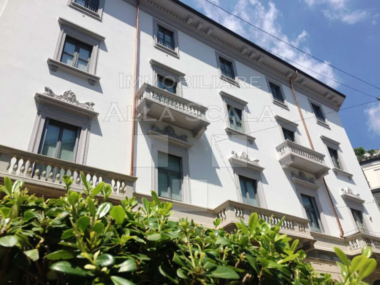 Appartamenti con camino in vendita a milano for Appartamenti milano