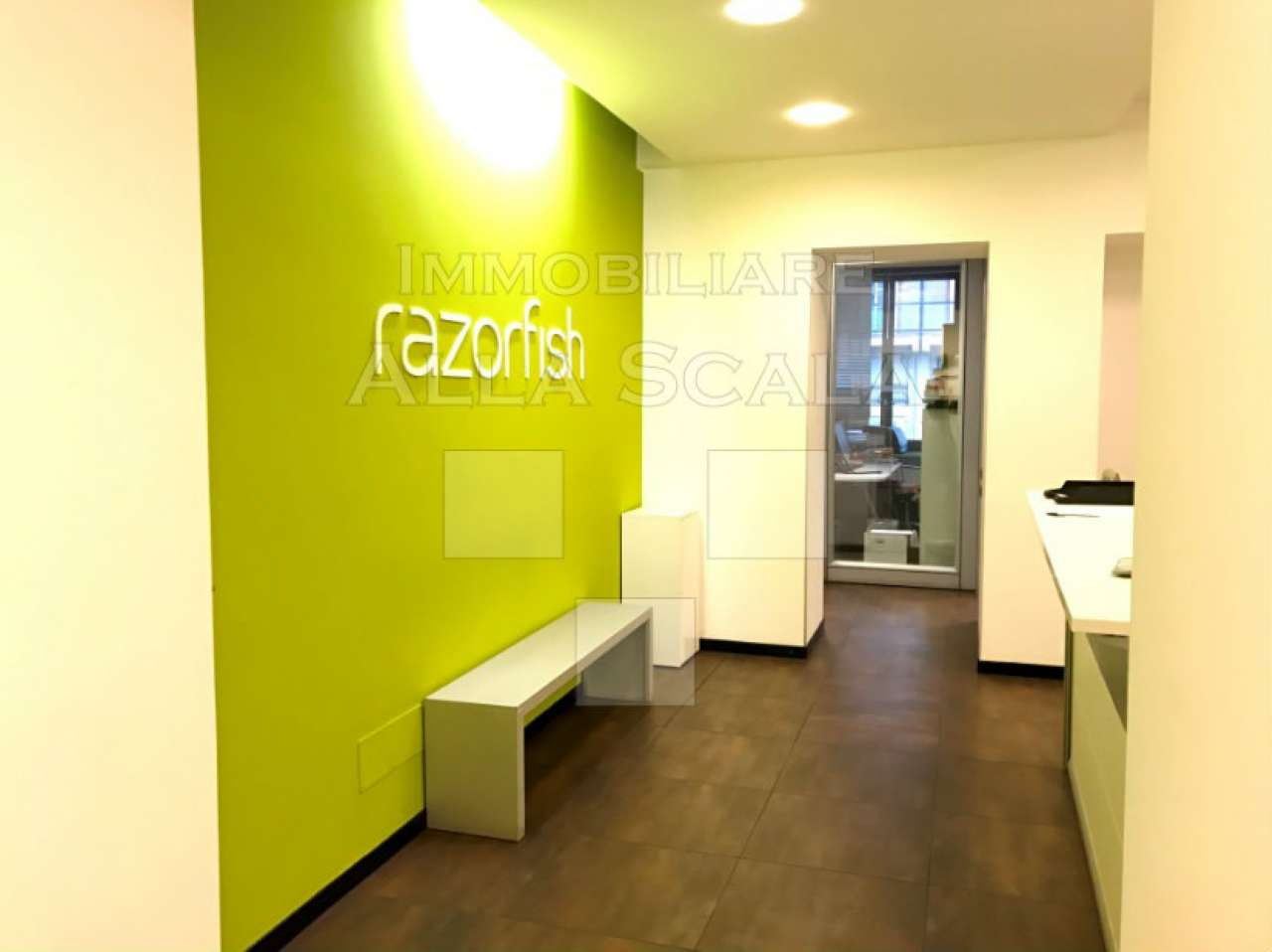 Ufficio-studio in Affitto a Milano 01 Centro storico (Cerchia dei Navigli): 5 locali, 430 mq