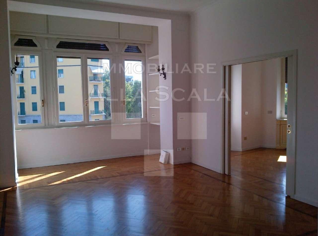 Appartamento in affitto a Milano, 3 locali, zona Zona: 6 . V Giornate, XXII Marzo, P.ta Romana, Viale Corsica, Tribunale, Policlinico, prezzo € 2.500 | Cambio Casa.it