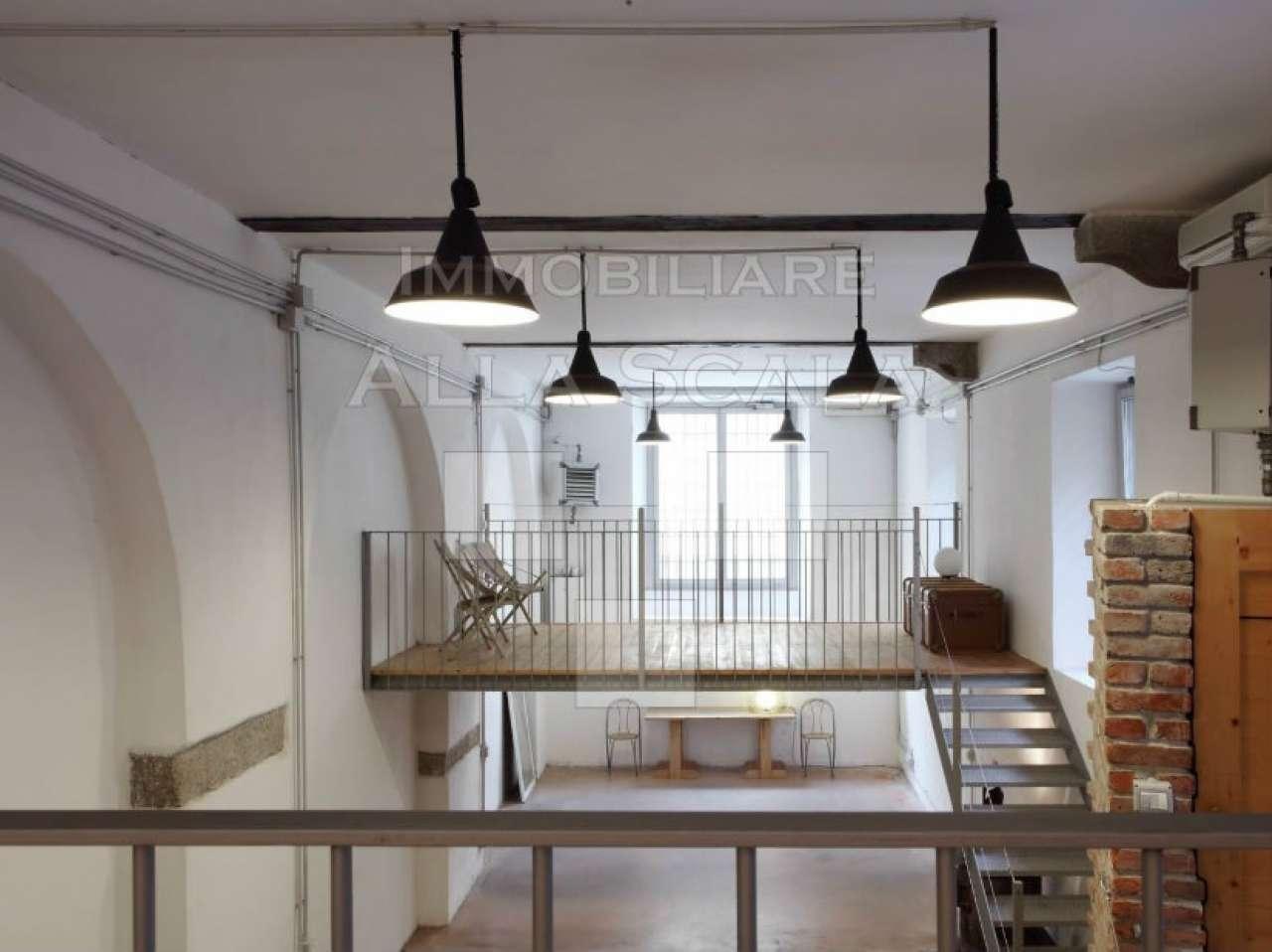 Laboratorio in vendita a Milano, 3 locali, zona Zona: 10 . P.ta Genova, Romolo, Solari, Savona, Tortona, prezzo € 360.000 | Cambio Casa.it