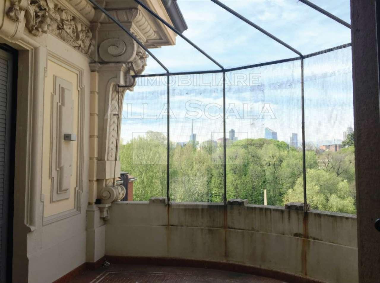 Appartamento in affitto a Milano, 6 locali, zona Zona: 1 . Centro Storico, Duomo, Brera, Cadorna, Cattolica, prezzo € 8.500 | CambioCasa.it
