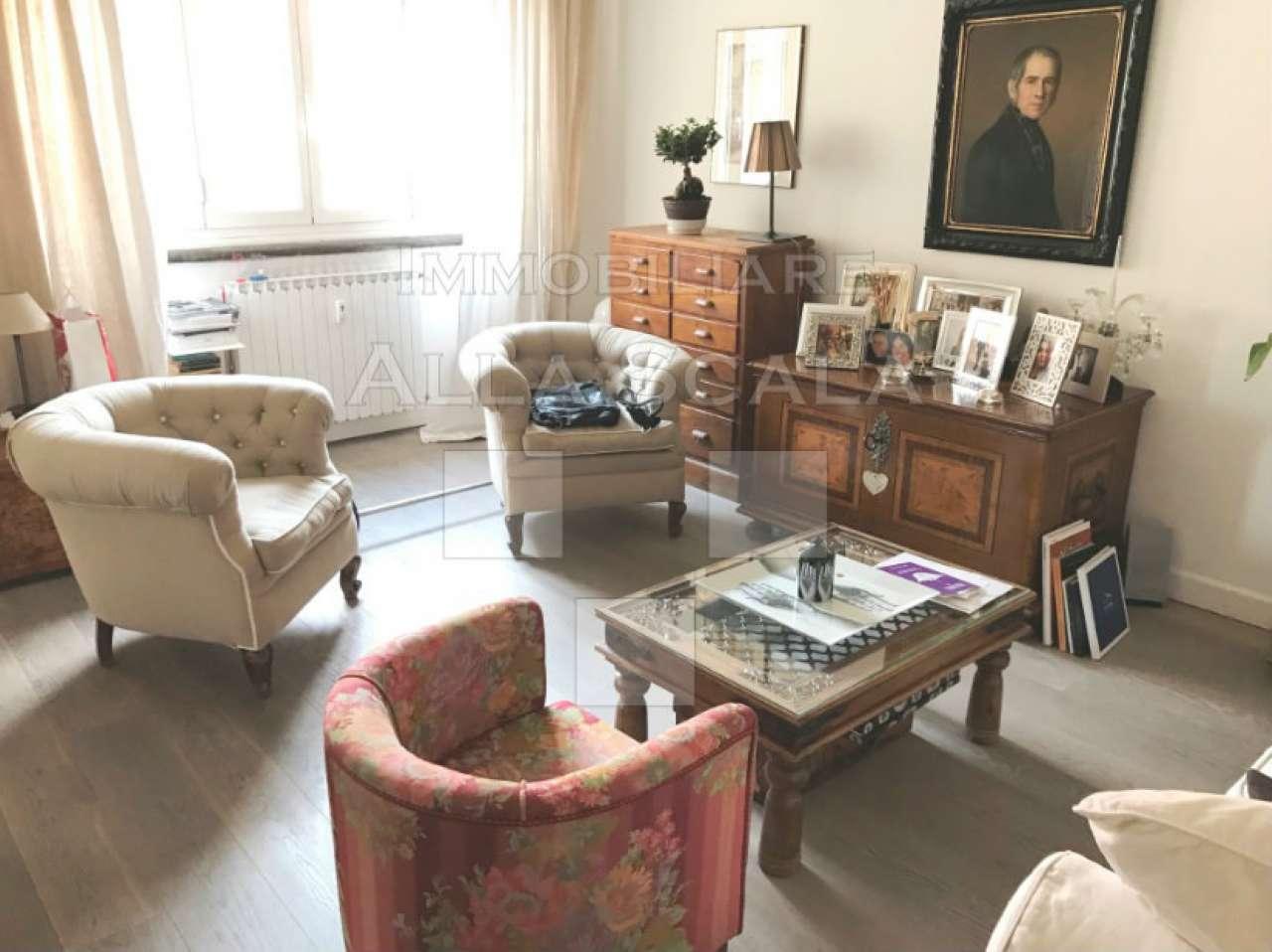 Attico / Mansarda in affitto a Milano, 2 locali, zona Zona: 1 . Centro Storico, Duomo, Brera, Cadorna, Cattolica, prezzo € 1.600 | Cambio Casa.it