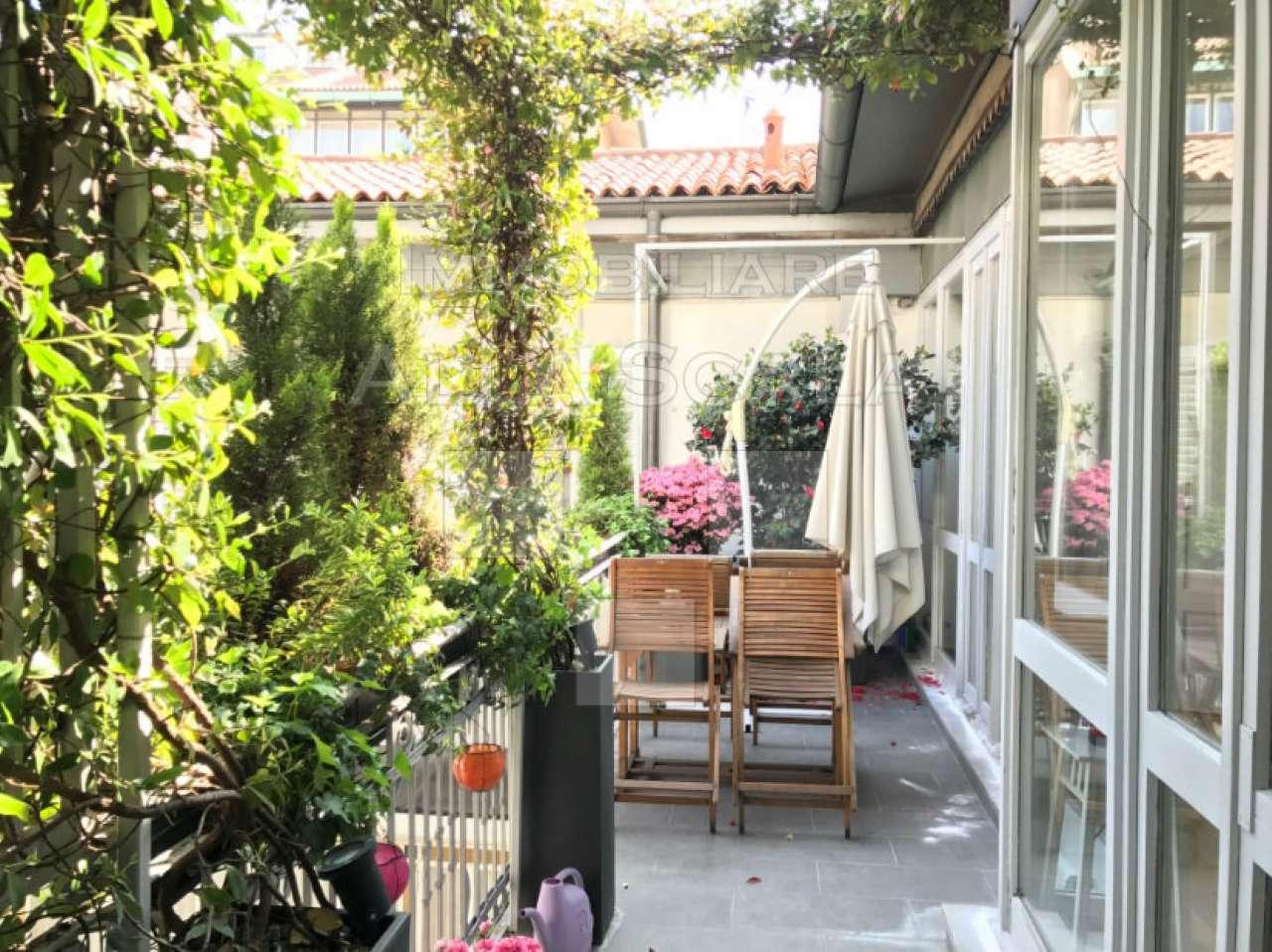 Attico / Mansarda in affitto a Milano, 4 locali, zona Zona: 1 . Centro Storico, Duomo, Brera, Cadorna, Cattolica, prezzo € 3.165 | Cambio Casa.it
