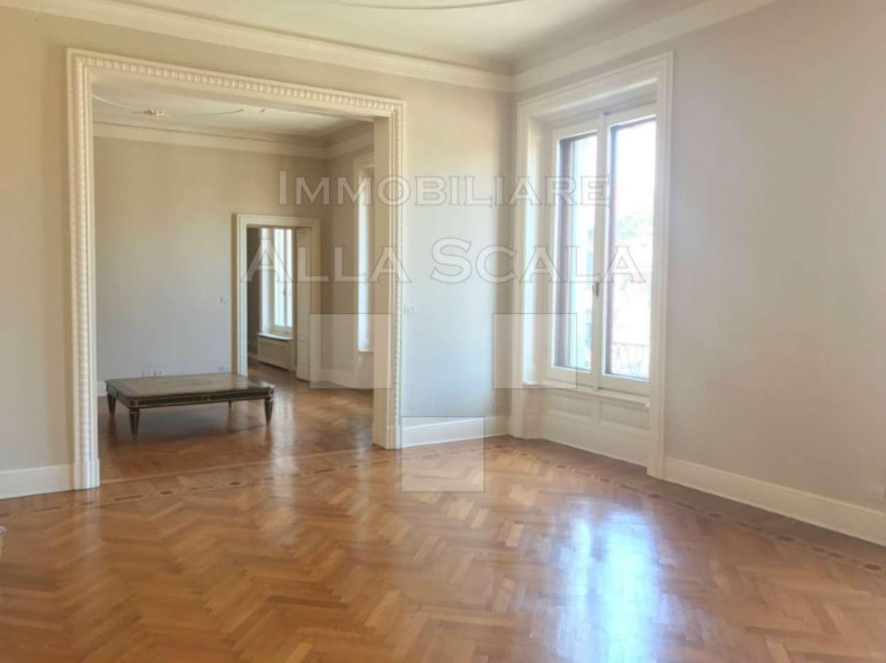 Appartamento in affitto a Milano, 12 locali, zona Zona: 1 . Centro Storico, Duomo, Brera, Cadorna, Cattolica, prezzo € 8.750 | Cambio Casa.it