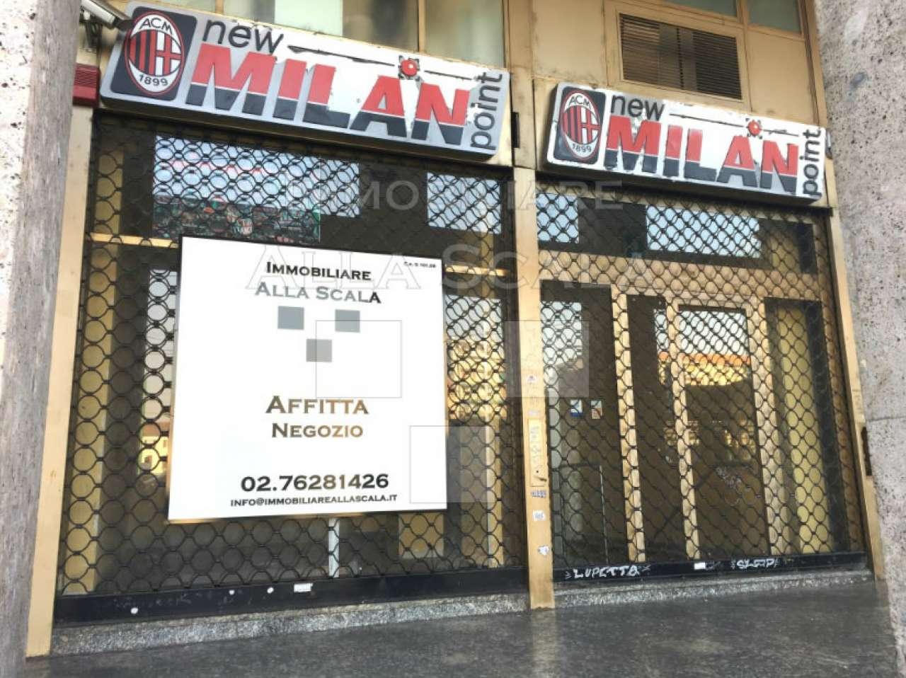 Negozio / Locale in affitto a Milano, 3 locali, zona Zona: 8 . Bocconi, C.so Italia, Ticinese, Bligny, prezzo € 5.410 | CambioCasa.it