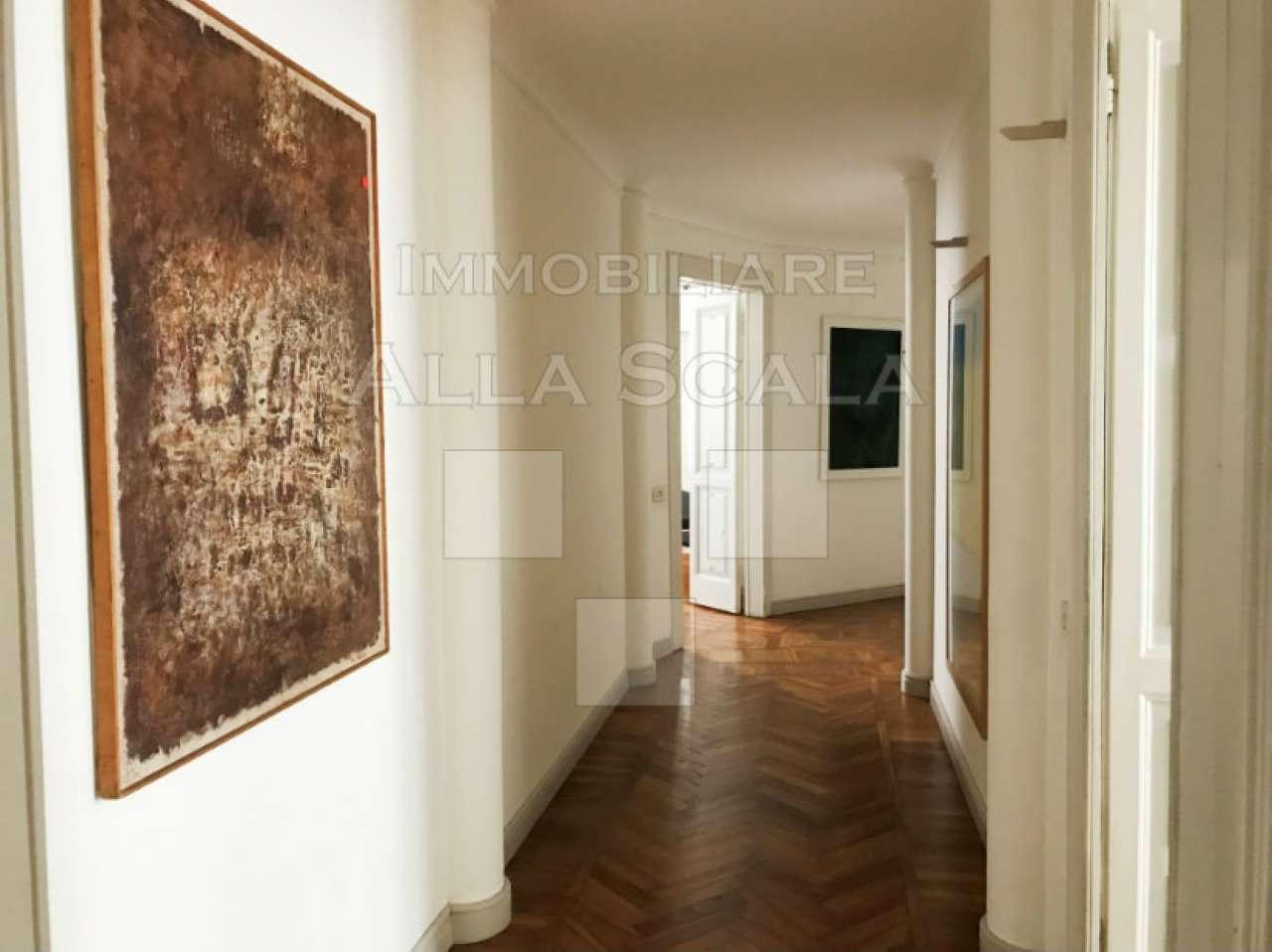 Appartamento in affitto a Milano, 5 locali, zona Zona: 1 . Centro Storico, Duomo, Brera, Cadorna, Cattolica, prezzo € 4.585 | CambioCasa.it
