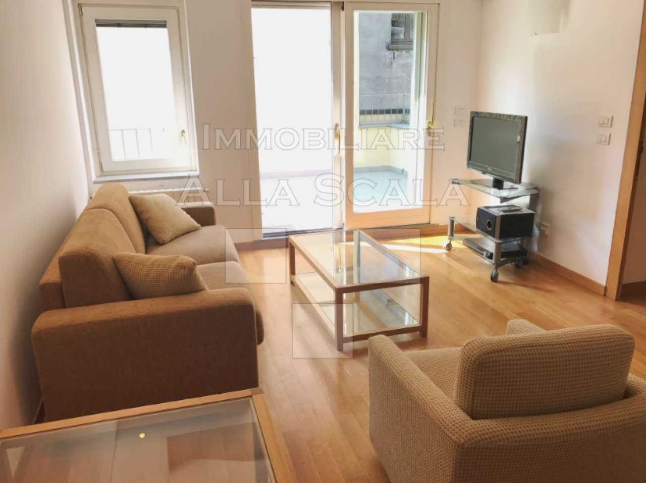 Attico in Affitto a Milano 08 Vercelli / Magenta / Cadorna / Washington: 2 locali, 90 mq