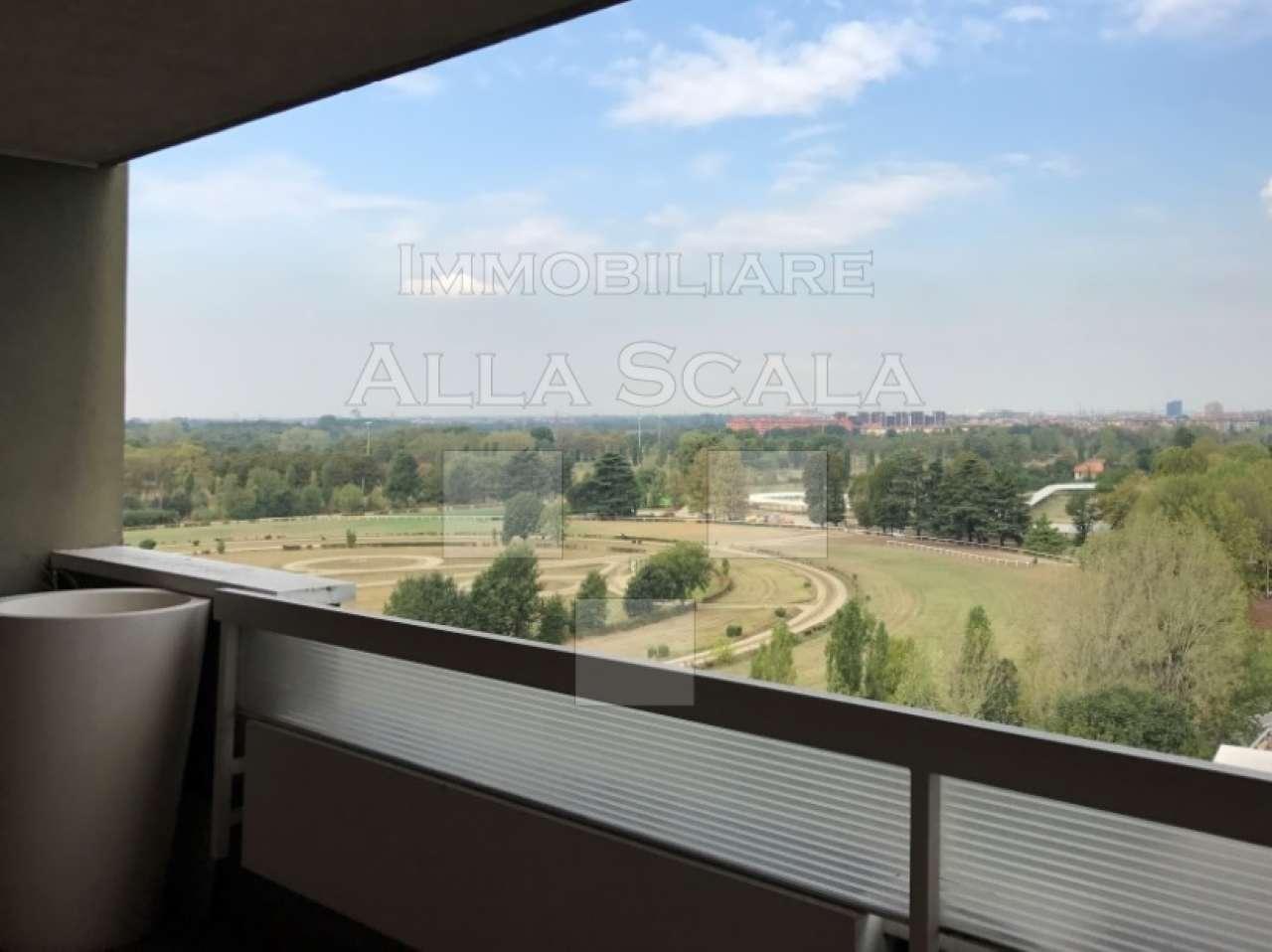 Appartamento in Affitto a Milano 18 Ippodromo / San Siro / Zavattari: 5 locali, 250 mq