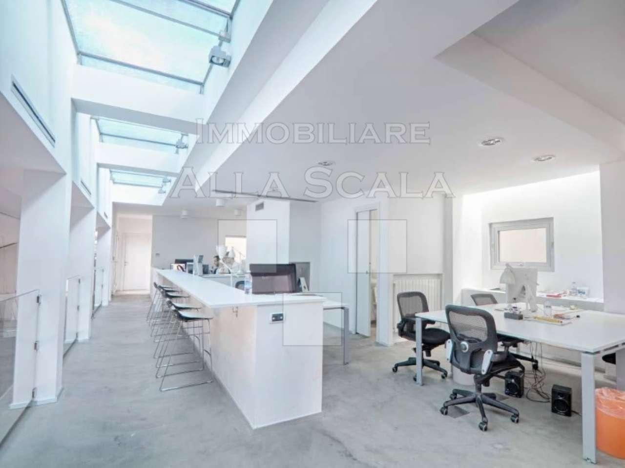 Ufficio-studio in Affitto a Milano 02 Brera / Volta / Repubblica: 5 locali, 450 mq